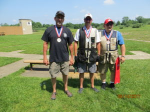 Trap Shooter Medalists